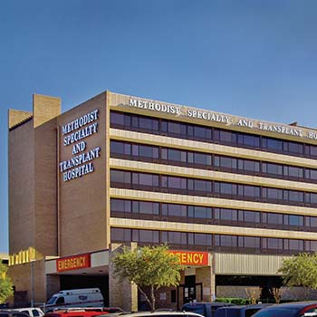 Methodist Specialty and Transplant Hospital thumbnail